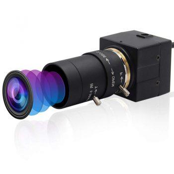 2位.ELP ウェブカメラ 5-50mm可変焦点レンズ