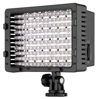 2位.NEEWER CN-160 LED ビデオライト